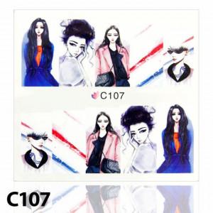 Tatuaj Girls C107