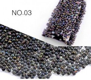 Caviar 03 Rainbow Black 10g