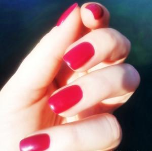 Gel color Semilac 068 Delicate Red 5ml