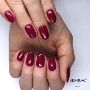 Gel color Semilac 082 Luminous Cyklamen 5ml