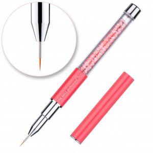 Pensula Pink Crystals - 5mm