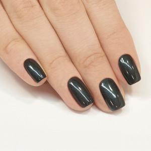 Semilac 108 Metallic Black 7ml