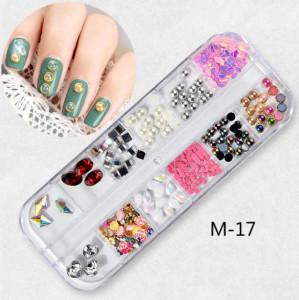 Set Strasuri Mix Design M17