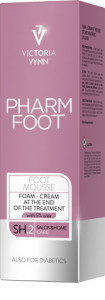 Spuma Crema Foot Mousse Urea 125ml