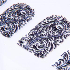 Sticker 5D Black 33