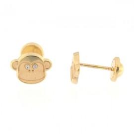Cercei copii - Maimute