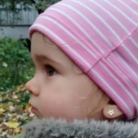 Cercei copii - Floricele Laura