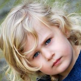Cercei copii - Libelule roz