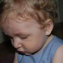 Cercei copii - Inimioare mate