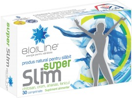 Super Slim pastile de slabit 30 comprimate » Pret 26,50Lei • Puterea Plantelor