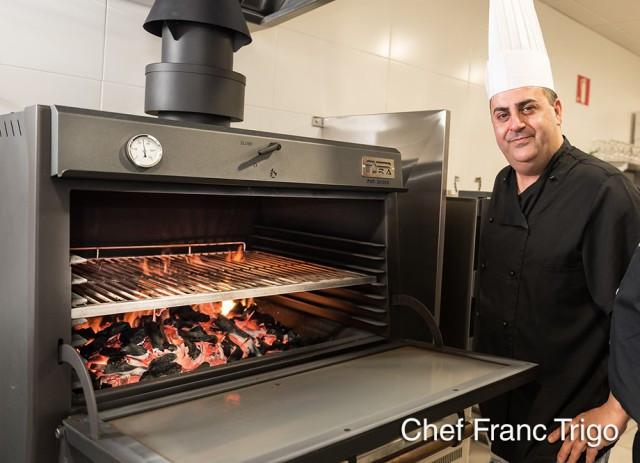 Cuptoare profesionale pentru steak pe carbuni