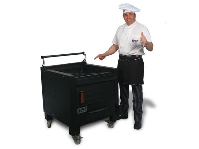Gratare profesionale barbeque pe carbuni