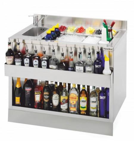 Mobilier neutru pentru bar
