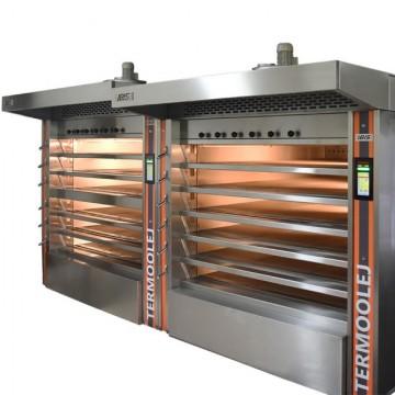 Cuptor electric pentru brutarie 27 m2