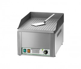 Grill fry-top electric suprafata striata