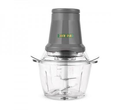 Blender profesional cu incalzire + cutter electric cu vas de sticla