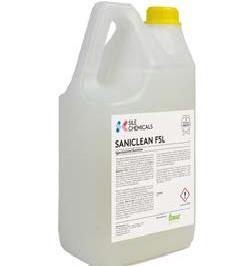 Dezinfectant pentru suprafete lavabile 5L