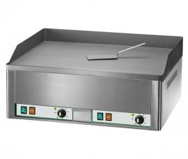 Grill fry-top electric suprafata neteda dubla