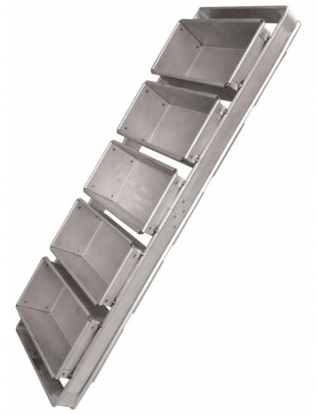 Incarcator cu 4 tavi 300x150x150mm