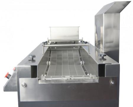 Masina tip banda pentru prajire(friteuza), blansare sau fierbere, pe gaz, 320mm