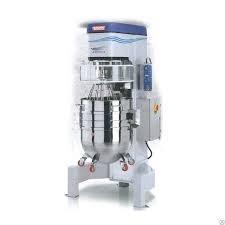 Mixer planetar 160 litri, 5 trepte viteza, control electronic