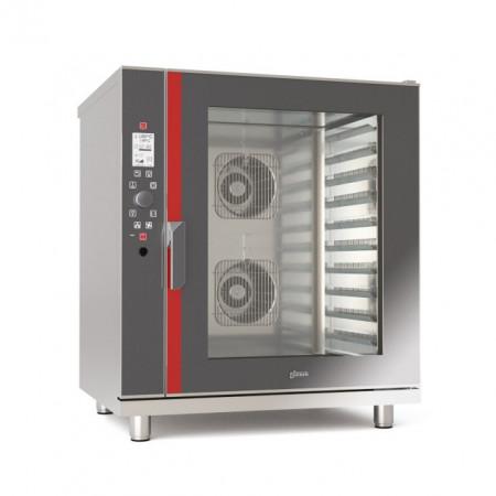 Cuptor de patiserie GIERRE Baketek 1000 P, digital/LCD