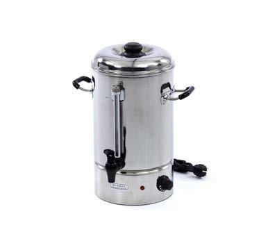 Dispenser electric din inox pentru bauturi calde 10 litri