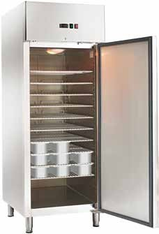 Dulap congelare pentru inghetata, 733 litri
