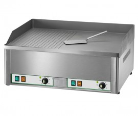 Grill fry-top electric suprafata mixta