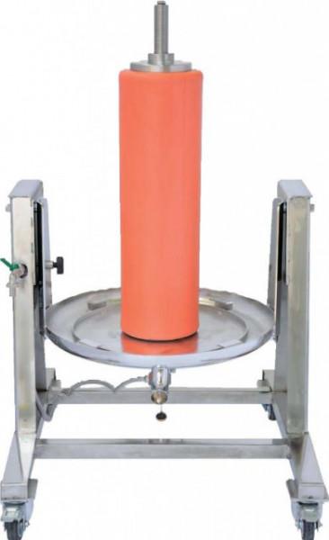 Hidropresa Inox 160 L , Zottel VS160