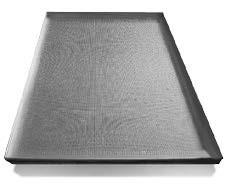 Tava aluminiu, 450x650mm