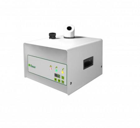 Aparat portabil pentru sterilizare pe baza de peroxid de hidrogen 500 m³, digital