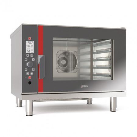 Cuptor de patiserie pe gaz GIERRE Baketek 520 P , digital/LCD