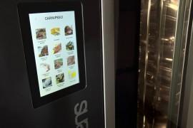 Cuptor electric PATISERIE COMBISTEAMER STAR 6 tavi , control touchscreen