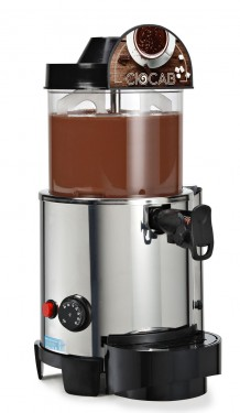 Dispenser pentru ciocolata calda 5 litri