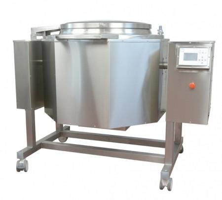 Masina automata, electrica, de preparat creme, 200 litri