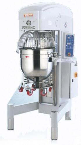 Mixer planetar 60 litri, 5 trepte viteza, control electronic PM
