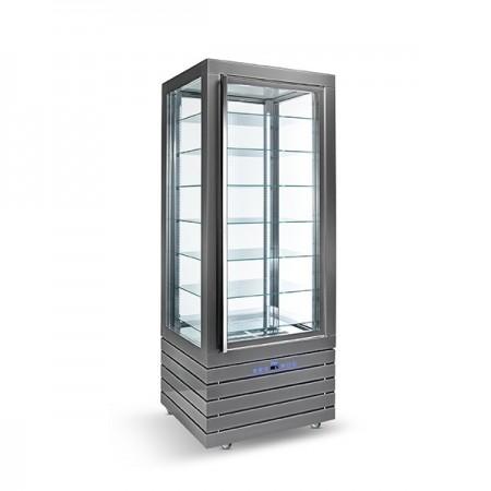 Vitrina frigorifica de patiserie verticala 467 litri