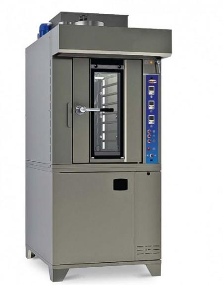 Cuptor rotativ pentru panificatie, 10 tavi 400x600mm