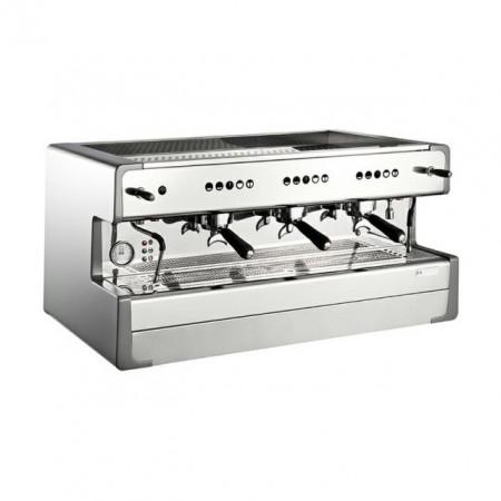 Espressor automatic cafea-3 grupuri rotunde