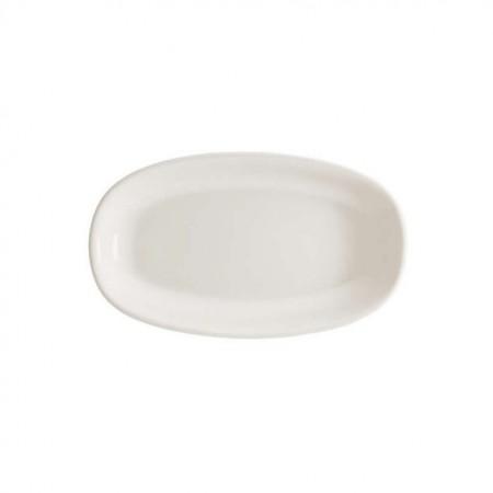 Farfurie ovala Gourmet, 15x8,5cm