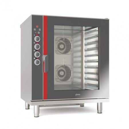 Cuptor de patiserie pe gaz GIERRE Baketek 1020 E, digital