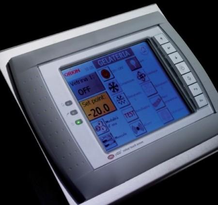 Virina frigorifica pentru prezentare inghetata - PREMIUM G12 (1250/1400 mm H)