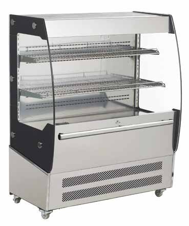 Vitrina frigorifica tip dulap 200 litri.