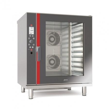Cuptor de patiserie pe gaz GIERRE Baketek 1020 P digital, LCD