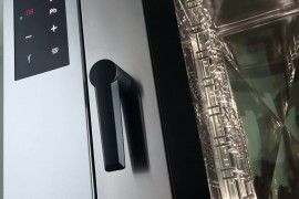 Cuptor electric digital pentru patiserie si panificatie TAOS, 6 tavi 600x400mm