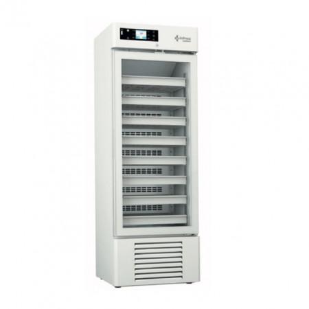 Dulap frigorific pentru laborator cu usa din sticla, 400 litri