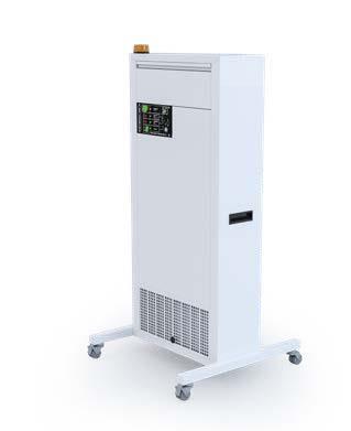 Sterilizator profesional pentru incaperi , 1800 m3