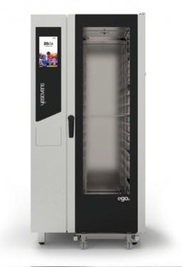 Cuptor electric COMBISTEAMER 20 tavi, control touchscreen