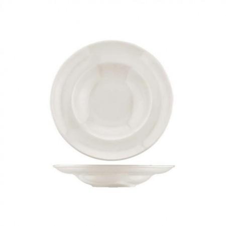Farfurie plata pentru supa Gourmet, 230x40 mm